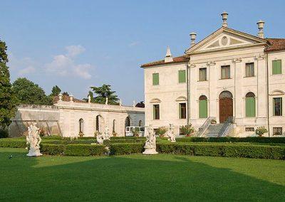 Restauro del rustico di Villa Cordellina Lombardi