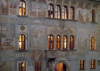 Restauro di Palazzo Geremia