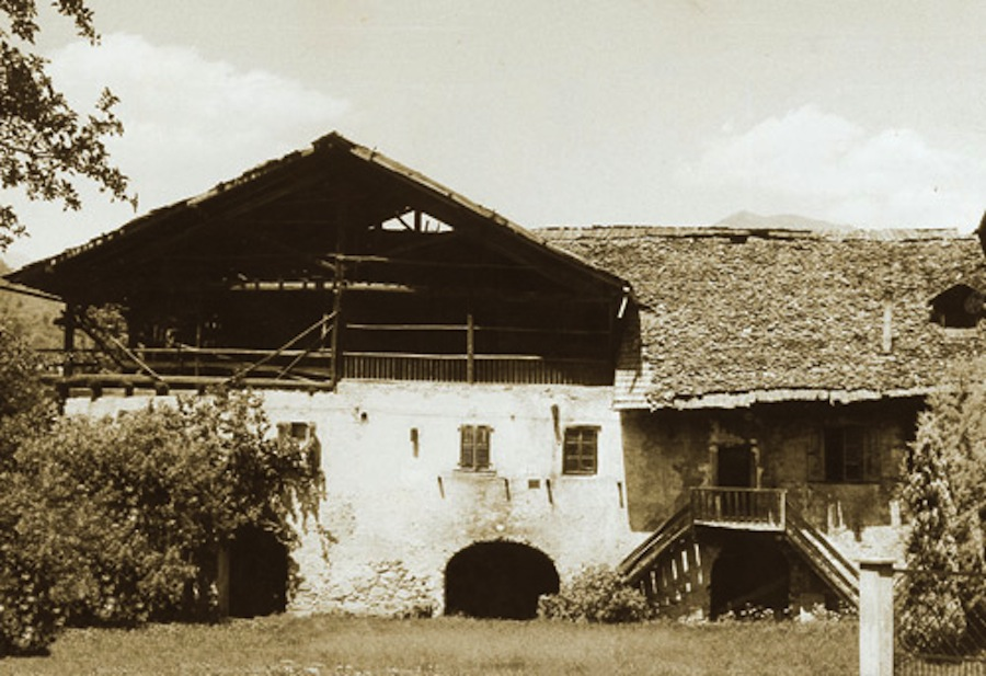 Restauro di una casa rustica for Piani di casa vacanza rustica