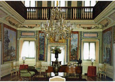 Restauro ed arredo di un palazzo cinquecentesco