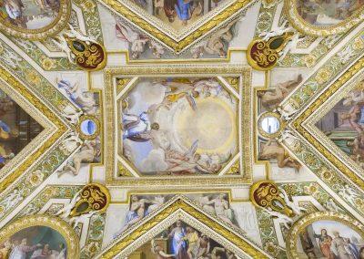 Illuminazione della Cappella Paolina