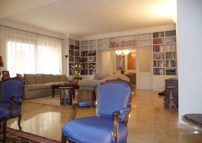 Arredamento della villa della Principessa Wijdan Al Hashemi