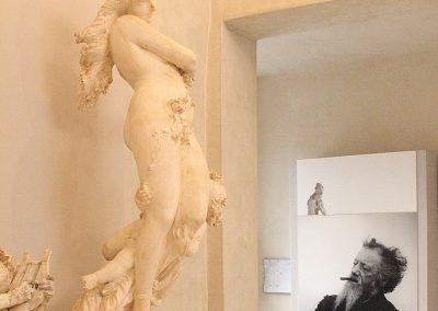 La gipsoteca di Andrea Malfatti