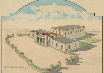 Il museo archeologico di Sabratha