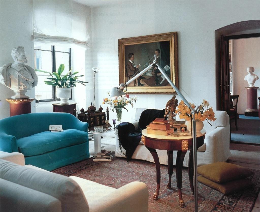 Un quadrilatero rinascimentale per l architetto - Architetto per ristrutturazione casa ...