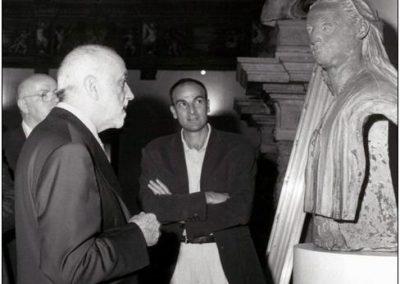 """""""La Bellissima maniera"""". Alessandro Vittoria e la scultura veneta del Cinquecento"""
