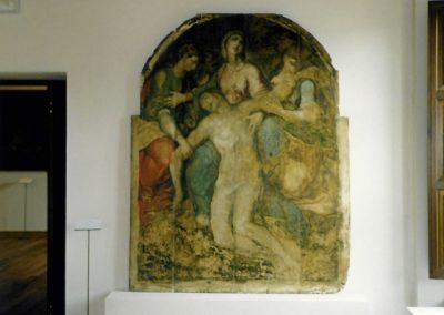La Pinacoteca di Cosenza